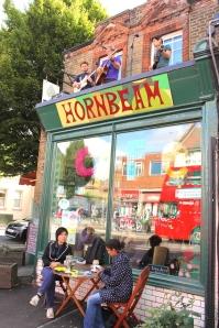 Hornbeam Cafe front small