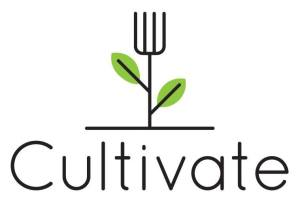 Cultivate logo simple